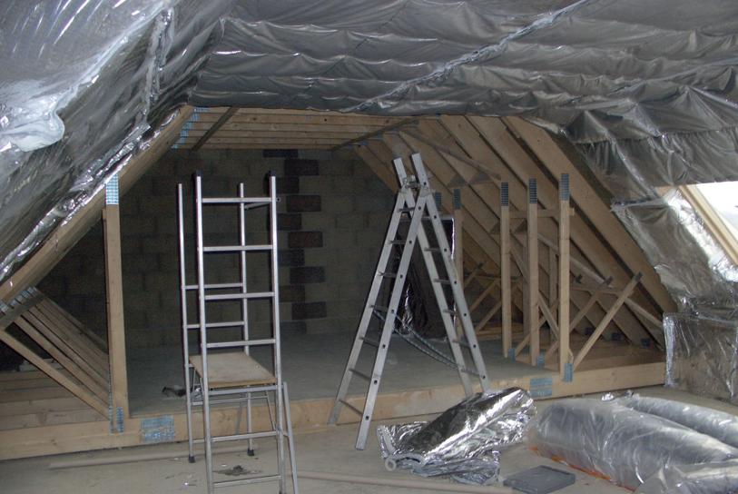 comment isoler une toiture isolation france. Black Bedroom Furniture Sets. Home Design Ideas